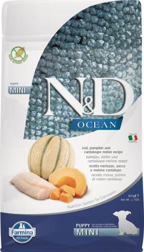 N&D Ocean Dog Cod, Pumpkin and Cantaloupe Melon Puppy Mini
